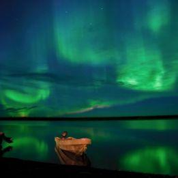 Pacotes para visualização do fenômeno conhecido como Aurora Boreal no Canadá