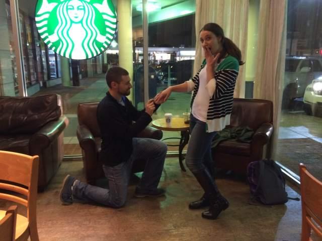 Naomi Lieberman and Zev Klein on their Mitzpeh Matchmaker date Oct. 22.