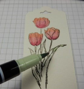 How to make Mothers Day card tutorial