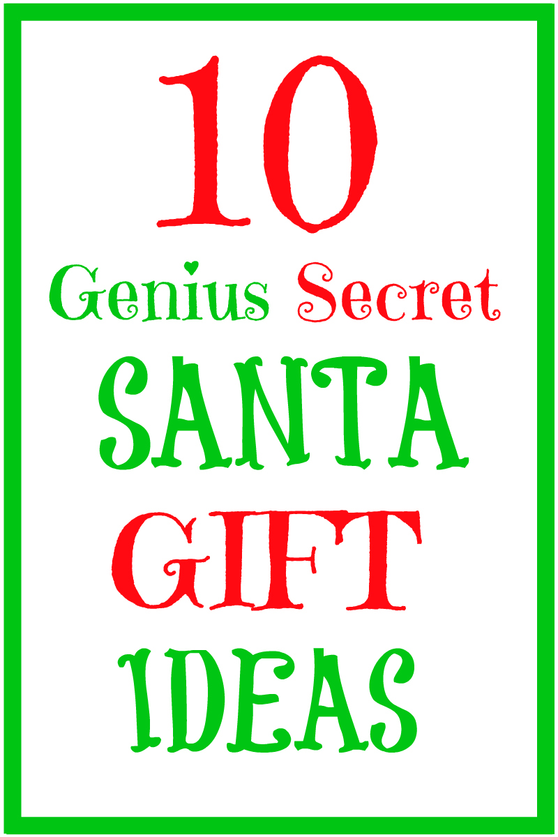 Top 10 fantastic secret santa ideas for Fun secret santa gifts