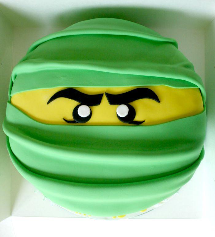Ninjago Cakes Pinterest