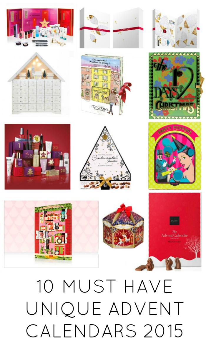 10 must have unique advent calendars 2014. Black Bedroom Furniture Sets. Home Design Ideas