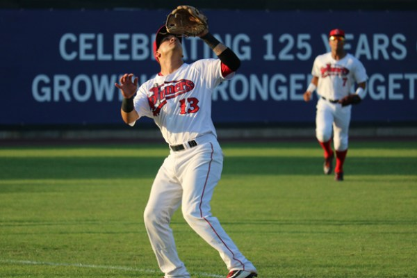 Spinners give up early lead in 4-2 loss
