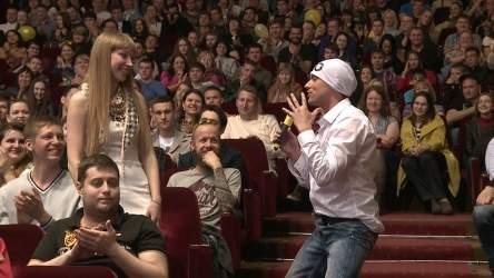 КВН Новая столица - 2014 Первая лига Третья 1/4 КОП