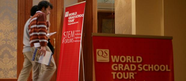 Feiras de pós-graduação internacional