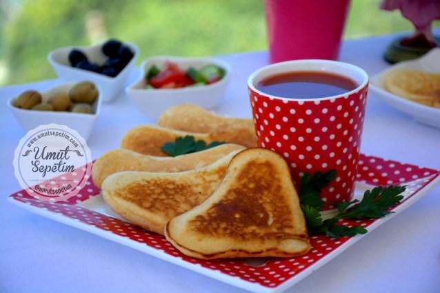 Tuzlu  Pancake  Tarifi