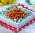 Nohutlu  Semizotu  Salatası