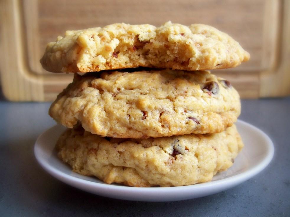 Biscuits de Sylvie vanille et pépites de chocolat