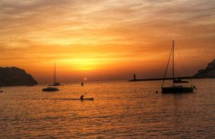 puesta de Sol Port de Andratx