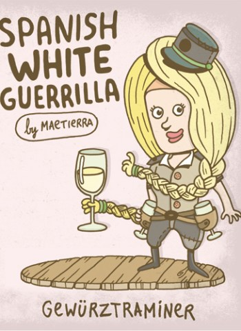Spanish White Guerrilla