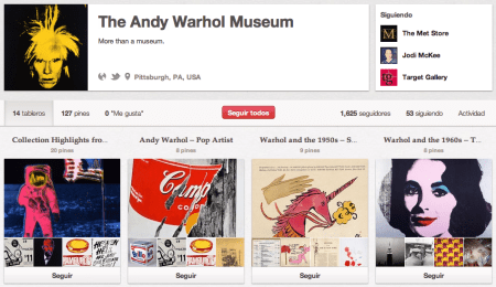 The Andy Warhol Museum (thewarholmuseum) en Pinterest