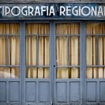 Tipografía Regional