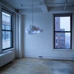Una nube de tormenta dentro de tu casa