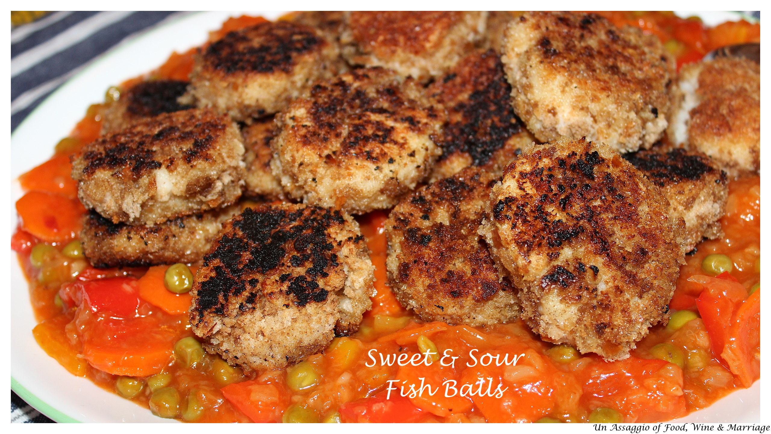 Sweet and Sour Fish Balls recipe I love cooking fish balls dishes ...