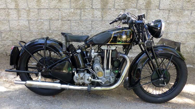 Pre War 1936 Sunbeam Model 9 Looks Properly British