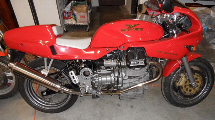 1996 Moto Guzzi Daytona 1000 Racing Limited Edition