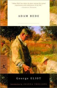 Adam Bede - (un)Conventional Bookviews