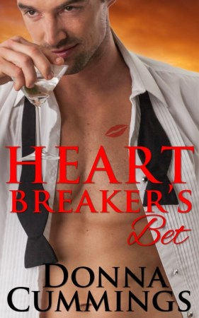 Review: Heartbreaker's Bet – Donna Cummings