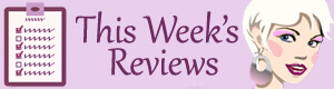 This Week's Reviews - (un)Conventional Bookviews - Sunday post wrap-up