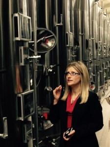 Storage -Krug's Juie Murez explains