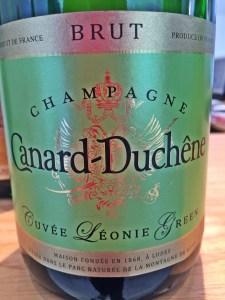 Canard-Duchene Leone Green NV Organic