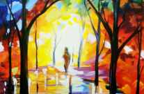 Afremov's Sunrise