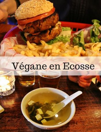 Vegane en Ecosse