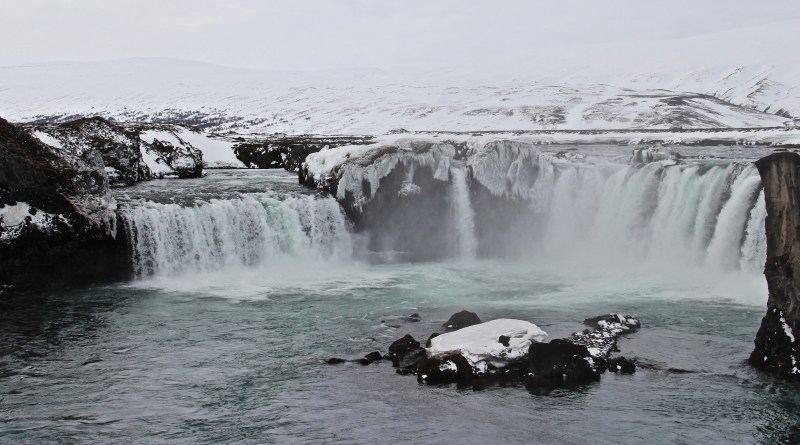 Goðafoss – One of Iceland's Most Spectacular Waterfalls