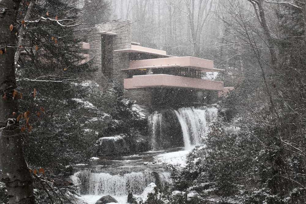 Uncoveringpa Visiting Frank Lloyd Wright 39 S Masterpiece