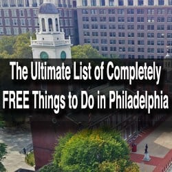 Free things to do in Philadelphia, Pennsylvania