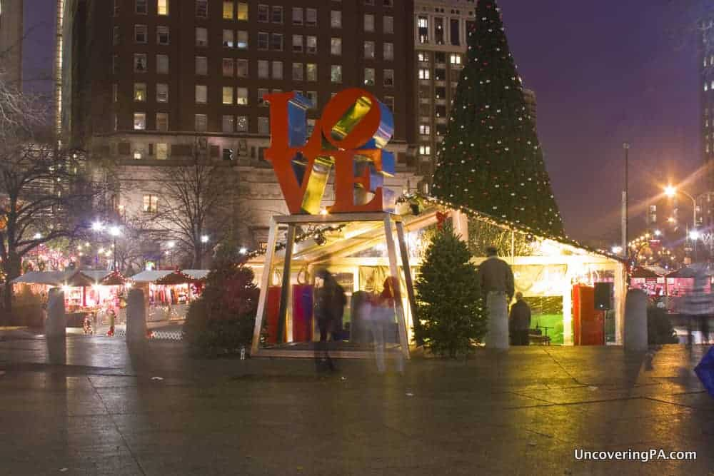 Uncoveringpa my 5 favorite christmas things to do in for Top things to do philadelphia
