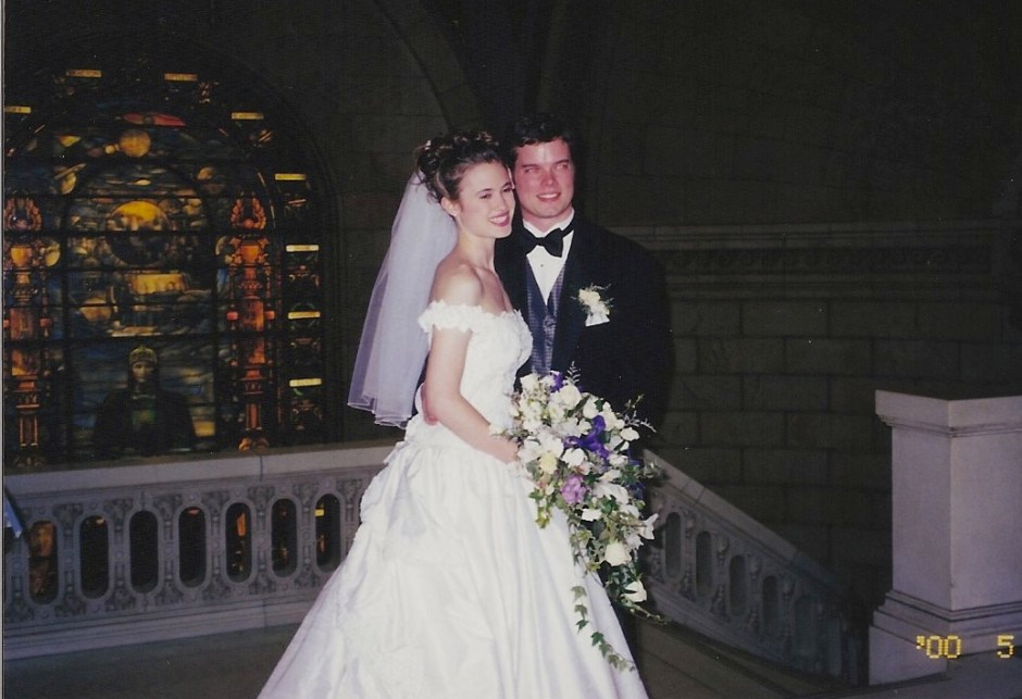 weddingpiconstairs