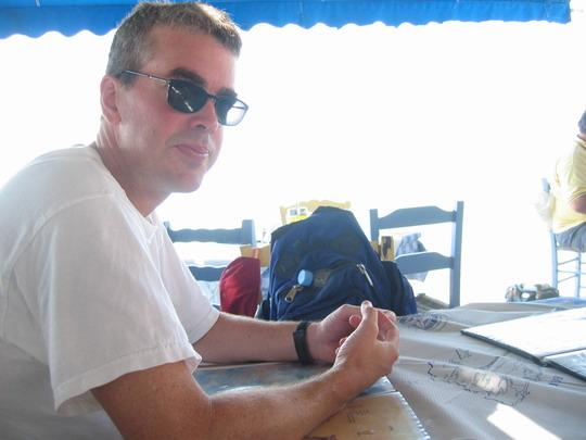 Geoff Michaud