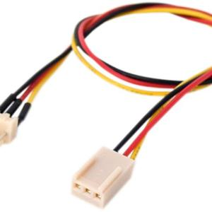 3pin extension cable