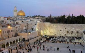 El paquete incluye un vuelo en primera clase y la estancia en lujosos hoteles de Jerusalén. (Foto: Wikimedia)