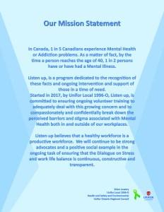 Mission Statement-1