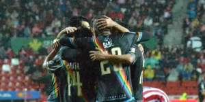 Sporting 2-2 Rayo Vallecano
