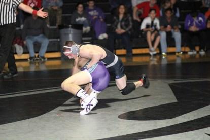 Matt Murray takedown vs HHS