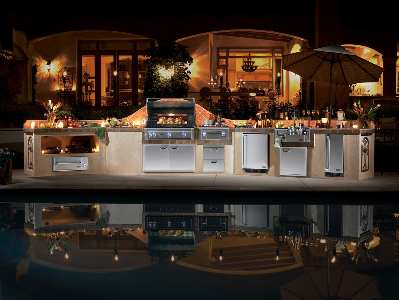 lynx luxury outdoor kitchen products outdoor kitchen design Lynx Luxury Outdoor Kitchen Products
