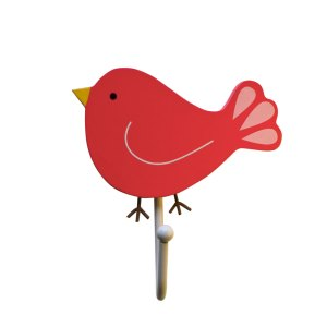 HKS-BIRD-RD-bird-hook-red