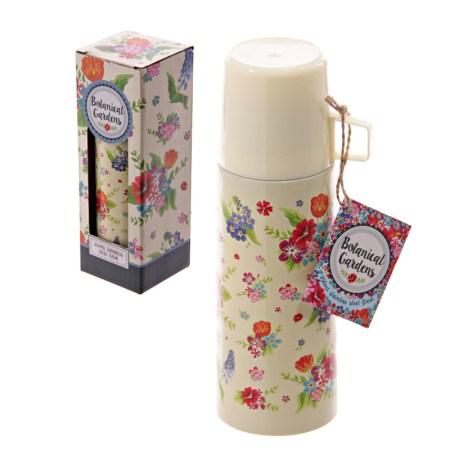 floral flask 1 image the unique gift shop london