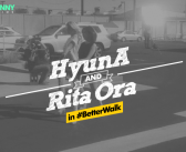 Rita Ora and Hyuna's '#BetterWalk' Funny or Die collaboration released