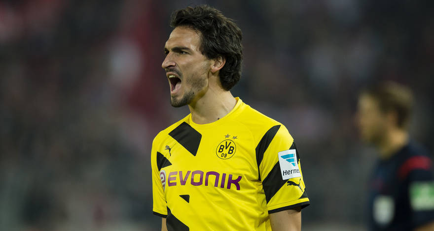 Dortmund play down United Hummels bid