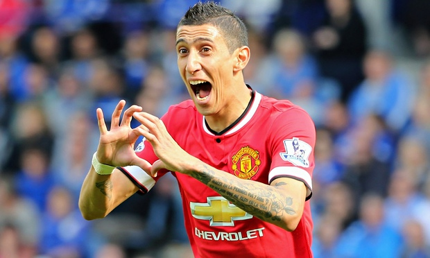 PSG step up in Di Maria's pursuit