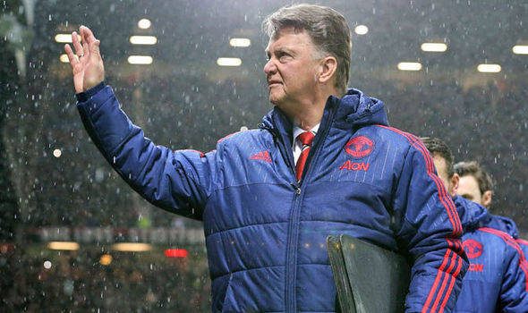 LVG sets his sights on derby victory