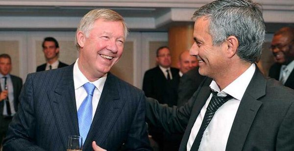 Is Fergie paving the way for Mourinho?