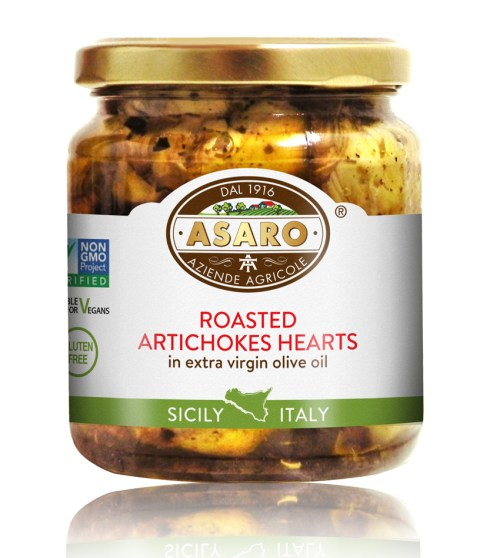Medium Of Roasted Artichoke Hearts