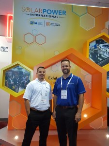United Structural Design Attended Solar Power International