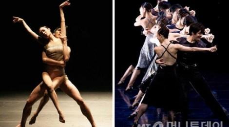 強烈な音楽・躍動的群舞…これが「モダン・バレエ」
