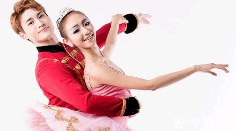 バレエ界有望の「双葉カップル」登場